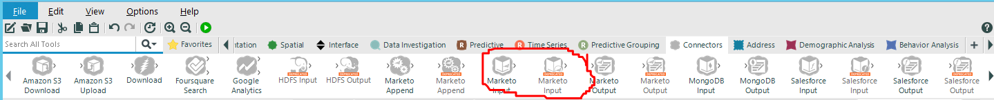 Using the new REST API Marketo Connector in Alteryx